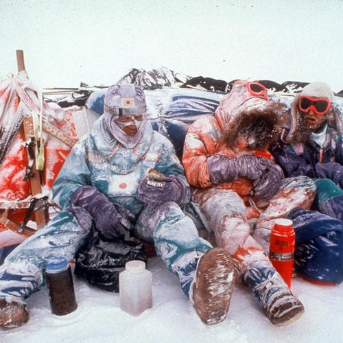 南極犬ぞり横断30周年記念 『THINK SOUTH FOR THE NEXT』プロジェクトがスタートします。