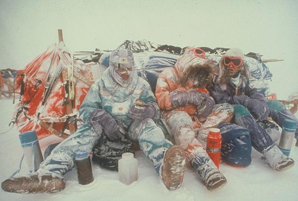 南極大陸横断国際隊からの「アースデイ」に寄せたメッセージ配信を開始しました。