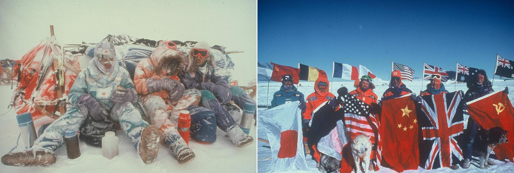 南極犬ぞり横断30周年記念プロジェクト『THINK SOUTH FOR THE NEXT』シンポジウムを開催します。