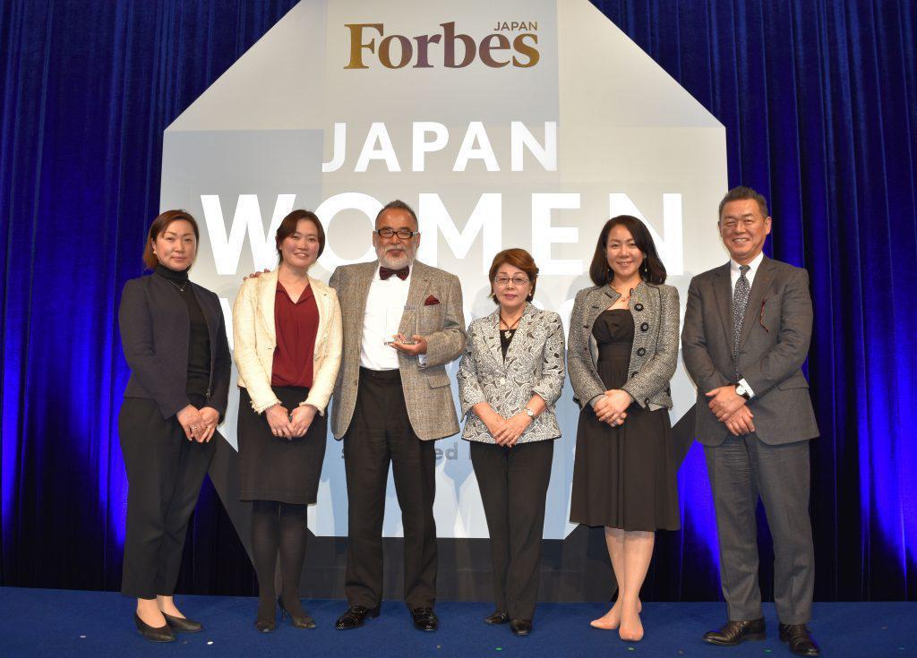 フォーブス ジャパン主催『Forbes JAPAN WOMEN AWARD 2018』の「人材開発賞」で、DACホールディングスがグランプリを受賞しました。